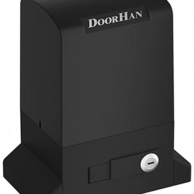 Автоматика DOORHAN SLIDING-1300 привод для откатных ворот массой до 1300 кг.