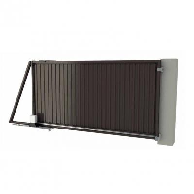 Комплект сдвижных ворот Revolution 4500х2200 RAL8017