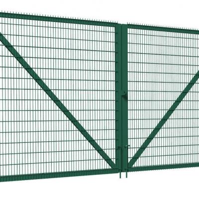 3 D optima распашные ворота