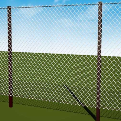 Забор из сетки РАБИЦА стандарт