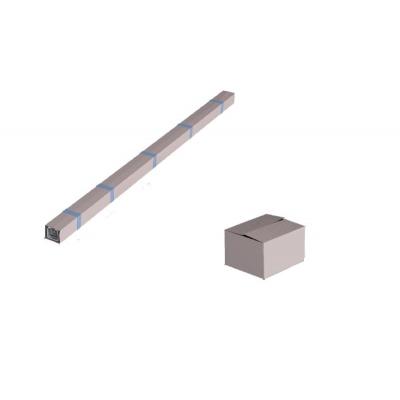 Система роликов и направляющих для балки х/к 71х60х3,5 L=5000мм