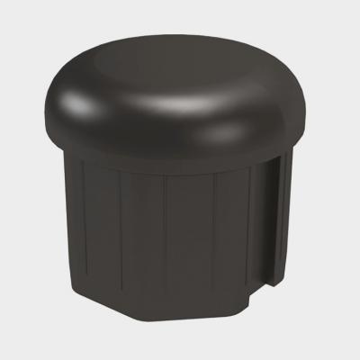 Заглушка 70 для столба (пластиковая)