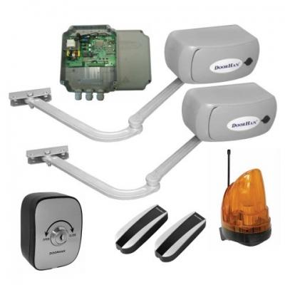 Автоматика DOORHAN ARM-320KIT комплект привода для распашных ворот