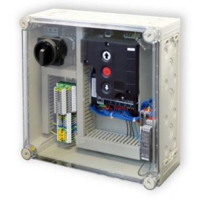 Блок управления TS 971-Automatik для взрывобезопасных приводов GFA