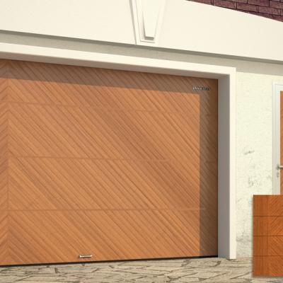 Секционные гаражные ворота CLASSIK 2700x2500