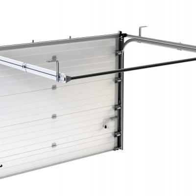 Секционные гаражные ворота DoorHan RSD01 2630/2560 (Золотой дуб).